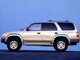 how much is a 1999 toyota 4runner worth 1999 toyota 4runner overview cars com