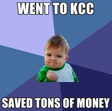 Community College Meme - there are many advantages to a kellogg community college education
