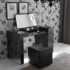 Bedroom Vanity Table Bedroom Rousing Mirrored Bedroom Vanity Table Plus Makeup Table