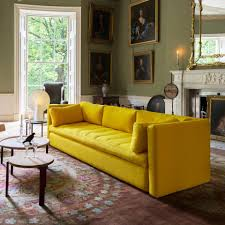 hackney sofa by wrong for hay u0026 stanley stools by faudet harrison