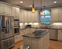 Kitchen Cabinets Lighting by 10 Beautiful Kitchens With Green Walls Counter Top Green Walls