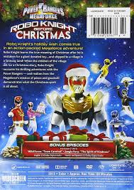 amazon power rangers megaforce robo knight christmas