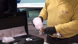 jornada técnica en cesvimap con devilbiss y car repair system