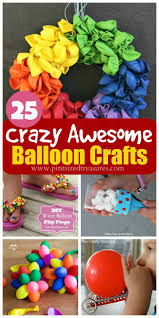 25 crazy awesome balloon crafts balloon crafts planets and craft