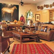Best Western Style Interiors Images On Pinterest The Western - Western style interior design ideas