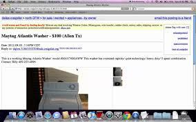 Craigslistsalemoregon by Craigslist Used Washer For Sale By Owner Online Kenmore Ge And