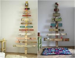 10 adorable diy wooden christmas tree ideas diy