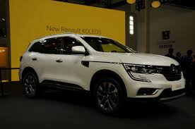 renault koleos 2016 renault instills new design language to all new koleos