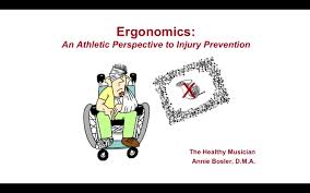 Home Design By Annie Ergonomics An Athletic Perspective To Injury Prevention For