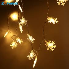 get cheap snowflake lights battery operated aliexpress
