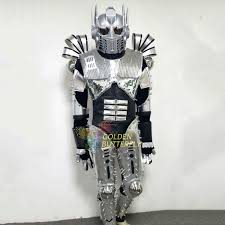 Baby Led Light Suit Halloween Costume by Online Buy Wholesale Led Robot Costume From China Led Robot