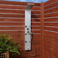 Outdoor Shower Ideas by Cool Outdoor Shower Ideas For Your House U2013 Univind Com