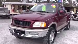 ford f150 lariat 4x4 for sale 1998 ford f 150 lariat 4x4 stepside for sale leisure used cars 850