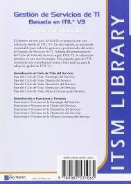 gestion de servicios ti basado en itil guia de bolsillo spanish
