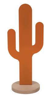 lampe cactus cactus lampe lamp farwest orange déco deco