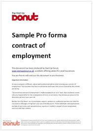 small business employment contract templates 895 best legal doc