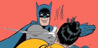 Memes De Batman Y Robin - batman es de derechas y superman habr祗a votado a trump