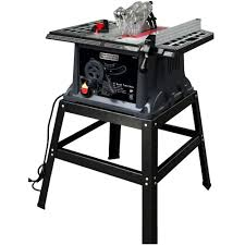 Table Saw Harbor Freight Professional Woodworker 13 Amp 10 In Industrial Bench Table Saw