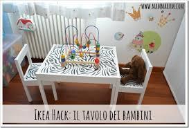tavolo sedia bimbi mammarum tavolo per bambini ikea il restyling