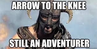 Ai Meme - skyrim le jeu qui mème suivez le geek