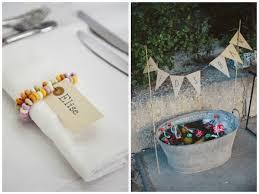 table enfant mariage bar pour enfants lors d un mariage et astuces déco pour la table