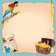 Blank Treasure Map by Pirate Birthday Party And Treasure Hunt Invitation With Peg