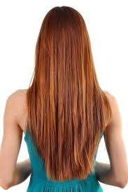 back of hairstyle cut with layers and ushape cut in back v shaped back ideas for straight and wavy hair v ariations
