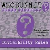 divisibility rules worksheet teaching resources teachers pay