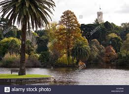 Melb Botanical Gardens by Melbourne Botanic Gardens Ornamental Lake With The Government