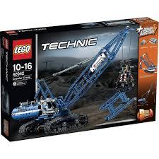 buy crawler crane lego technic 42042 on robot advance