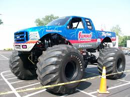 original bigfoot monster truck he exists bigfoot 4x4 open house jun 4 2011 56k go away