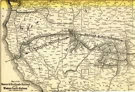 Map Denver Colorado by Map 1900 Denver U0026 Rio Grande Western Pacific Railway
