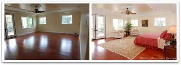 Staging Before And After by Los Angeles Home Staging Luxury New Construction Arcadia Home