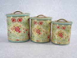 Vintage Retro Kitchen Canisters Unavailable Listing On Etsy Retro Nesting Kitchen Canister Set