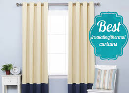 Insulated Thermal Curtains Best Insulating Thermal Curtains Of 2018 A Cozy Home