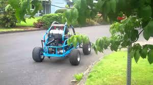 honda odyssey go cart challenger honda odyssey fl250 vid 9 test ride