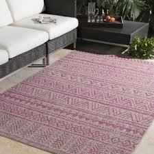 Bright Purple Rug Bohemian Outdoor Rugs You U0027ll Love Wayfair