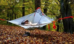 tentsile treehouse tents provide a safe haven in the treetops