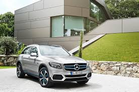 2018 mercedes benz glc f cell combines hydrogen fuel and plug in power
