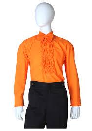 dumb dumber halloween costumes orange ruffled tuxedo shirt dumb and dumber tuxedo accessory