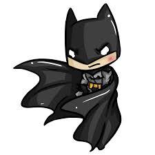 batman clipart chibi pencil color batman clipart chibi