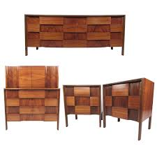 Blonde Bedroom Furniture 1950 Edmond J Spence Furniture Storage Cabinets Tables U0026 More 88
