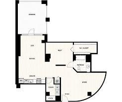 large one bedroom floor plans floor plans alexander lofts