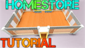 roblox building tutorial how to make a homestore best 2015