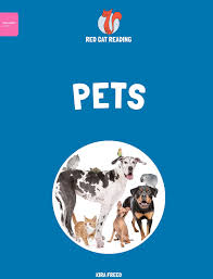 free kids book u2013 pets leveled reading by red cat reading