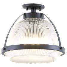 cl on light bulb shade ceiling flush mount by dvi lighting dvp11311bn cl