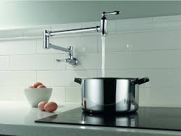 interior delta automatic faucet 9192t sssd dst touch kitchen