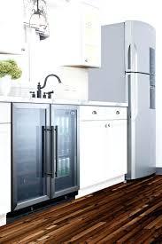 undercounter beverage refrigerator wine beverage fridge kitchen