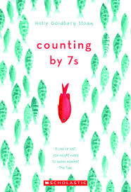 Counting By 7s Book Report Counting By 7s By Goldberg Sloan Scholastic