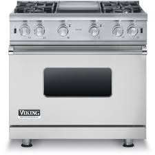 Viking Cooktops Professional 5 Series Vgcc5364gss 36 In 5 1 Cu Ft Freestanding
